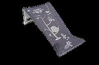 Горка для купания Tega Owl SO-026 (сетка) 106 gray