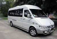 Микроавтобус Mercedes Sprinter заказать