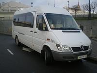 Микроавтобус Mercedes Sprinter арендовать с водителем