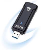 Адаптер усиления wi-fi для ноутбука Alfa  AWUS036EAC