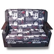 Диван ліжко Березня (Амстердам) 110см Дитячий диван з нішею для білизни