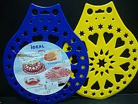 Подставка-трафарет для декорирования торта
