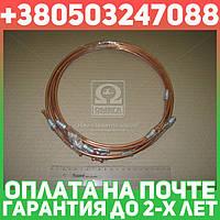 ⭐⭐⭐⭐⭐ Трубка тормозная ГАЗ 3302,2705 (медь,6-и трубочный к-кт,D трубки=5мм) (пр-во Украина)