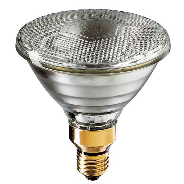 Інфрачервона лампа PAR38 175Вт 230В біла