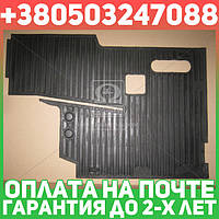 ⭐⭐⭐⭐⭐ Коврик пола кабины МТЗ УК (левый) (производство  Украина)  80-6702332
