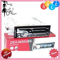 Автомагнитола 1DIN DVD-8450 | Автомобильная магнитола | RGB панель + пульт управления, фото 1