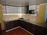 Кухня комбинированная на заказ. Кухня на заказ. Мебель на кухню., фото 1
