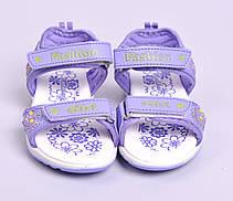 Босоножки для девочек на липучках, фото 2