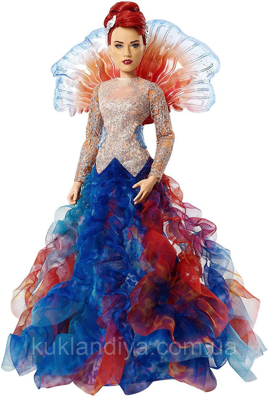 Коллекционная Барби Мера в Королевском платье Аквамен ...