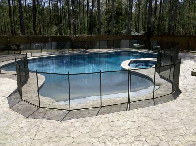 Детские ограждения для бассейнов