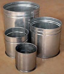 Комплект мірних циліндрів МП 1,2,5,10 л