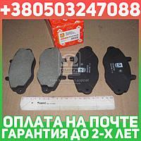 ⭐⭐⭐⭐⭐ Колодки тормозные дисковые ФОРД TRANSIT 91-00 передние (Дорожная Карта)  DK.6197739