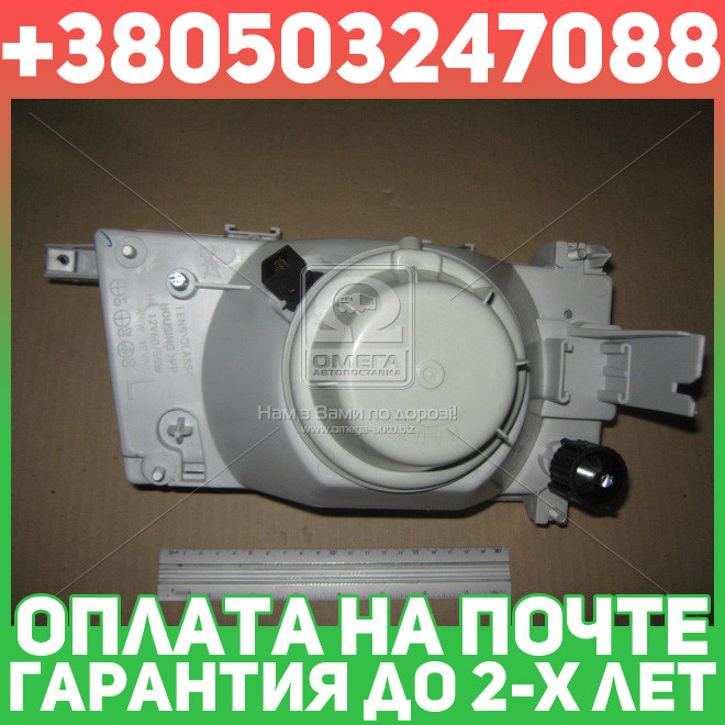 ⭐⭐⭐⭐⭐ Фара левая РЕНО R 9 (производство  DEPO) 11, 551-1103L-LD-E