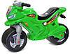 """Толокар-Мотоцикл ТМ """"Орион"""" 501-зелёный"""