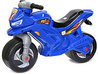 "Толокар-Мотоцикл ТМ ""Орион"" 501 -синий"