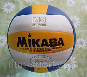 Волейбольный мяч Mikasa MVP 200, фото 2