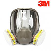 Маска среднего размера 3М  6800