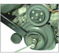 Ключ для утримання шківів V-BELT Toptul JDAF1437, фото 2