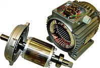 Порядок выполнения работ по ремонту электродвигателей