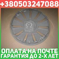 ⭐⭐⭐⭐⭐ Колпак колесный R16 REX серый 1шт. (Дорожная Карта)  DK-R16RS