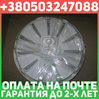 ⭐⭐⭐⭐⭐ Колпак колесный R16 REX белый 1шт. (Дорожная Карта)  DK-R16RW