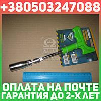 ⭐⭐⭐⭐⭐ Ключ свечной,пластиковая ручка,  усиленный 16мм