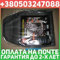 ⭐⭐⭐⭐⭐ Накидка на сиденье с подогревом черная высокая 12В