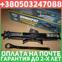⭐⭐⭐⭐⭐ Домкрат механический 1,5т. 104/385мм. трещетка c резинкой