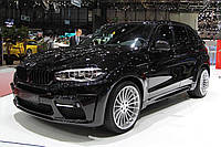 Hamann Widebody X5 F15
