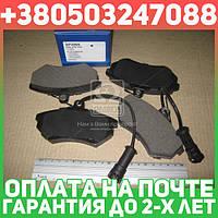 ⭐⭐⭐⭐⭐ Колодки тормозные ЧЕРИ AMULET (производство  SANGSIN)  SP2005