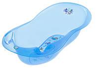 """Ванночка TEGA Baby Aqua Lux AQ-005 """"Подводный мир"""" с термодатчиком, фото 1"""