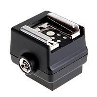 Адаптер для гарячого башмака камер Sony Minolta на Canon, фото 1