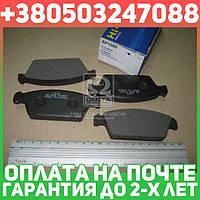 ⭐⭐⭐⭐⭐ Колодки тормозные ДЕО TICO 0.8 передние (производство  SANGSIN)  SP1050