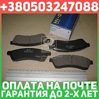 ⭐⭐⭐⭐⭐ Колодки тормозные ШЕВРОЛЕТ EPICA 2.0 06- задние (производство  SANGSIN)  SP1119-R