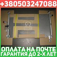 ⭐⭐⭐⭐⭐ Конденсатор кондиционера ДЕО MATIZ (производство  PARTS-MALL)  PXNCC-006