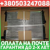 ⭐⭐⭐⭐⭐ Радиатор водяного   охлаждения  DAEWOO LANOS (без кондиционера) (пр-во Nissens)