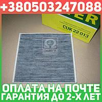⭐⭐⭐⭐⭐ Фильтр салона ФОРД TRANSIT 06- угольный (производство  MANN)  CUK22013