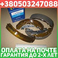 ⭐⭐⭐⭐⭐ Колодка торм.  барабанная  HYUNDAI EF SONATA 01-04 задняя (пр-во SANGSIN)