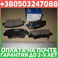 ⭐⭐⭐⭐⭐ Колодки тормозные ХЮНДАЙ ACCENT, ELANTRA 11- КИA SOUL 1.6 09- задние (производство  SANGSIN)  SP1401