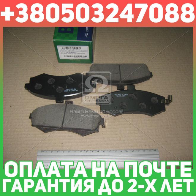 ⭐⭐⭐⭐⭐ Колодки тормозные дисковые ХЮНДАЙ AVANTE XD (производство  PARTS-MALL)  PKA-021