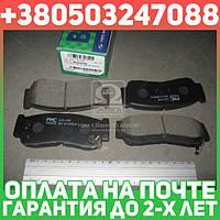 ⭐⭐⭐⭐⭐ Колодки тормозные дисковые ХЮНДАЙ SANTAFE(CM) 05MY(-SEP 2006) (производство  PARTS-MALL)  PKA-032