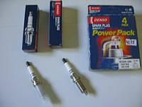 Свеча зажигания Denso XE20HR-U9 на Citroen C2, Citroen C3, Citroen C4, Dacia Logan, Dacia Sandero