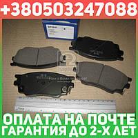 ⭐⭐⭐⭐⭐ Колодки тормозные МАЗДА 6 1.8 02- передние (производство  SANGSIN)  SP2027