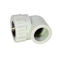 Угольник PPR с ВР 90*/20х3/4 350/35 GRE Aqua Pipe