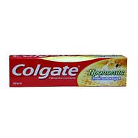 """Зубная паста 100мл """"Colgate"""" прополис пальце 12шт. / Уп"""