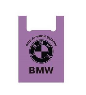 ПАКЕТ ВМW SUPER BAG 36 * 55, 100шт / ок, 500шт / меш