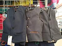 Костюм жилет и брюки для мальчика (116-128р)