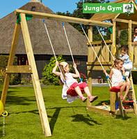 Модуль для детской площадки Jungle Gym качели Swing Module X'tra
