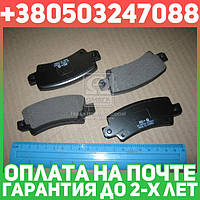 ⭐⭐⭐⭐⭐ Колодки тормозные ТОЙОТА COROLLA E12 00- задние (производство  SANGSIN)  SP1503
