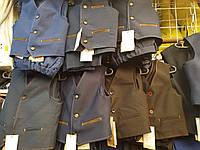 Костюм классика-жилет и брюки для мальчика (104-116р)